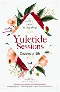 Yuletide V.6 Poster